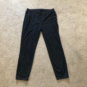 Jeggings (faux suede)
